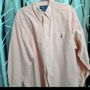 Ralph Lauren Shirts - Ralph Lauren Long Sleeve Button Down Shirt